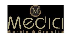 Medici Marble & Granite logo