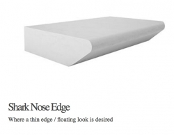 Shark Nose Edge