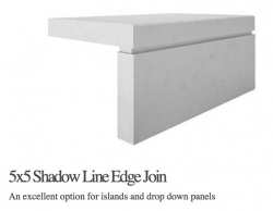 Shadow Line Edge