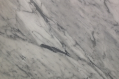 Bianco Carrara Marble Finish