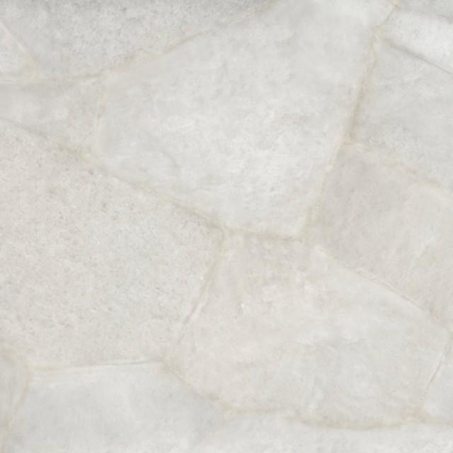 White Quartz Stone Finish