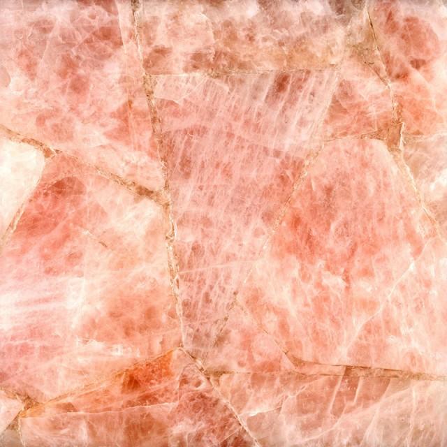 Rose Quartz 2 Stone Finish