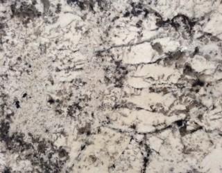 Bianco Chiavara Polished Stone Benchtop Finish