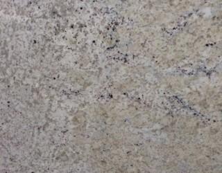Bianco Romano Polished Stone Benchtop Finish