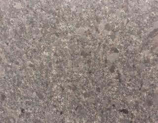 Platinum Blue Brush Stone Benchtop Finish