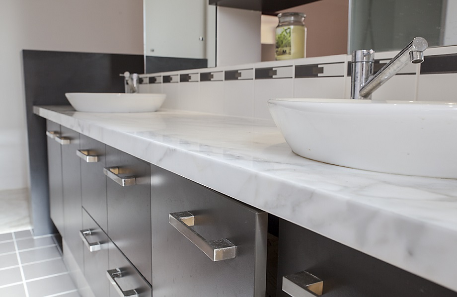 Marble Bathroom Benchtop