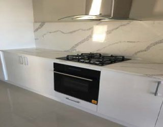 Donatello Stone Hotplate and Splashback